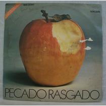 Lp Novela Pecado Rasgado - Internacional - Som Livre - 1978