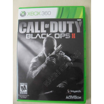Call Of Duty Black Ops 2 Original - Sedex A Partir R$ 9,99