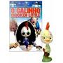 Dvd O Galinho Chicken Little + Poster Do Filme + Miniatura