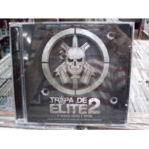Tropa De Elite 2 Trilha Sonora Filme Cd Original Impecável