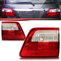 Lanterna Traseira Hilux Sw4 09 10 11 Original Bicolor Mala