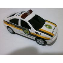 Maisto Vw Jetta Polícia Militar Do Pr. Custom By Fox. 1/64.