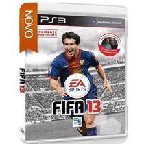 Fifa 13 Em Inglês Playstation 3 - Semi Novo Joga Online
