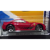 Hot Wheels - Ferrari 599xx