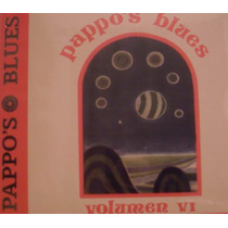 Cd - Pappo´s Blues Volumen 6 (hard Rock)