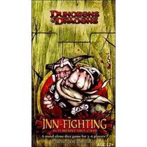 Inn-fighting - Cartas Dados - Jogo Importado
