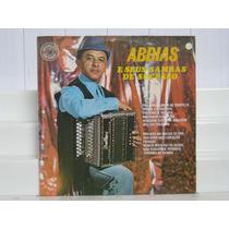 Abdias E Seus Sambas De Sucesso Lp Cbs 1971