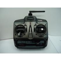 Radio Turnigy 4x M2 - 2.4ghz 4 Canais Fhss E Receptor Xr5000