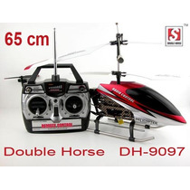 Helicoptero Double Horse Dh-9097 3 Canais - Pronta Entrega