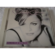 Cd Belinda Carlisle - A Woman & A Man - Made In Japan