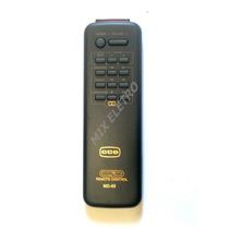 Controle Remoto Para Microsystem Som Cce Md-85 Original