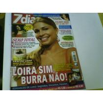 Revista 7 Dias Com Você Nº97 Abr05 Grazi Bbb