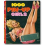 Livro 1000 Pinup Girls Fotos Ilustrado Frete Grátis