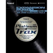 Placa De Expansão Roland Srx-08 Platinum Trax