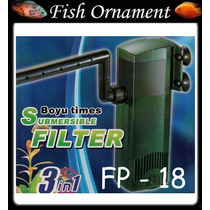 Filtro Interno Boyu Fp 18e 110v Fish Ornament