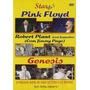 Dvd Stars Live 2 - Pink Floyd, Genesis, Robert Plant