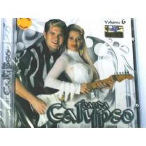 Cd Banda Calypso - Vol. 6 - Frete Gratis