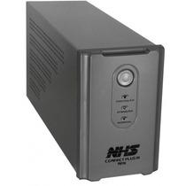Nobreak Nhs Compact Plus 3 1400va Entrada Bivolt -saida 110v