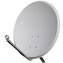 Antena 60cm Para Banda Ku C/ Lnb Duplo Universal.