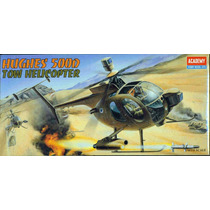 Helicoptero Hughes 500d Tow Academy 1/48 Tipo Kit Revell