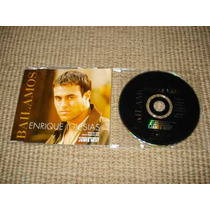 Enrique Iglesias Bailamos Cd Single Promo Brasil