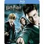 Blu Ray Steelbook Harry Potter E A Ordem Da Fênix Pt-br Novo