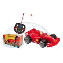 Carrinho Minha Primeira Ferrari Radio Controle 4 Funções