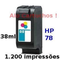 Cartucho Hp 6578   78 Dj 930 940 950 960 970 990 3820 9300