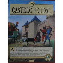 O Castelo Feudal - Interativo 3d Dobradura Origami História