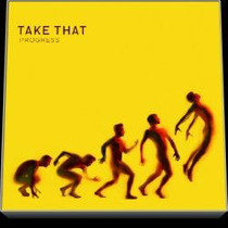 Cd Take That - Progress (com Robbie Williams) Original 2010