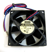 Micro Ventilador 80x80x25mm Fan Cooler 24v 80mm Rolamentado