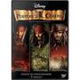 Dvd Piratas Do Caribe - Trilogia 3 Dvds - Original Lacrado