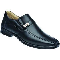 Sapato Anti Stress Social Masculino Couro Legítimo