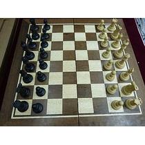 Jogo De Xadrez Estojo Conjunto Modelo Staunton Profissional