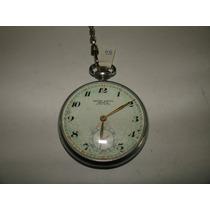 = Relógio De Bolso 06 = Aetos Watch Geneve Ancre Suisse 15 R