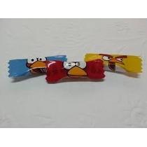 Balas Personalizadas Angry Birds (100 Unidades)
