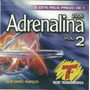 Adrenalina 2006 Dj Dasniel Marques - Transamérica - Cd Duplo