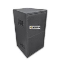 Caixa 2x18 Sb850 Oversound 18/700 1400watts Rms Loja 4vias