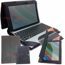 Capa Case Couro Tablet Notebook 2 Em 1 Positivo Zx3060 10.1