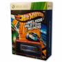 Jogo Xbox 360 Hot Wheels O Melhor Piloto Do Mundo