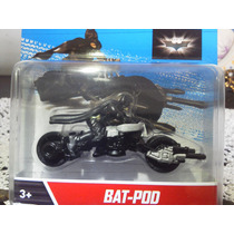 Hot Wheels - Batman Bat-pod Bat Pod