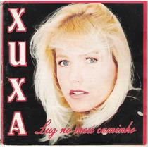 Cd-xuxa-luz Do Meu Caminho-1995-som Livre-encarte Com Letra