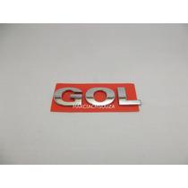 Kit Emblema Gol E Emblema 16v G3 E G4 Porta Malas