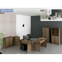 Kit Office 6500 Multivisao Imbuia