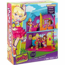 Polly Pocket Casa Da Polly- Mattel