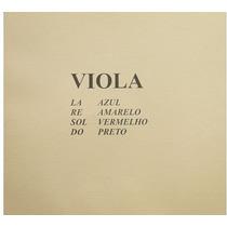 Encordoamento Para Viola De Arco - Mauro Calixto