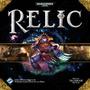 Lote Relic + Expansões - Jogo Tabuleiro Importado Wh40k Ffg