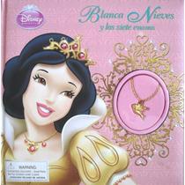 Livro Branca De Neves E Os Sete Anoes- Em Espanhol