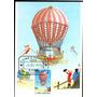Ms0775* St Tomá&p, Máximo Postal Com Tema Históri Dos Balões
