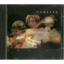 Cd Yamandú Costa - Ao Vivo - 2003